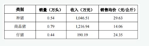金新农:9月生猪销售1.77万头 前3季度业绩亏损0.52-0.56亿