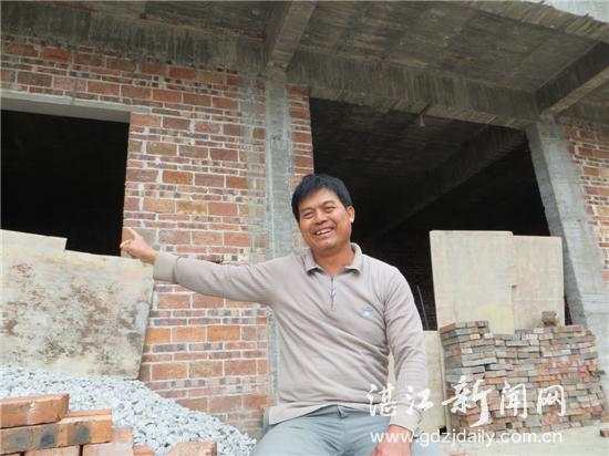 廉江农民黄华春:脱贫后,我要成为国家种粮大户!