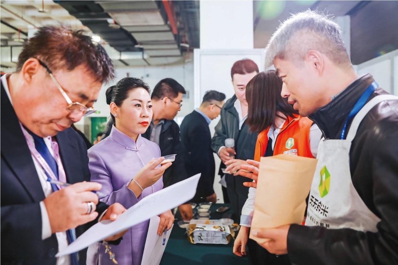 2019北京国际健康食品产业及有机绿色食品展在京盛大开幕
