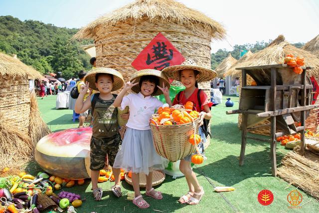 """2019年珠海市""""中国农民丰收节""""开启第一波丰收喜讯"""