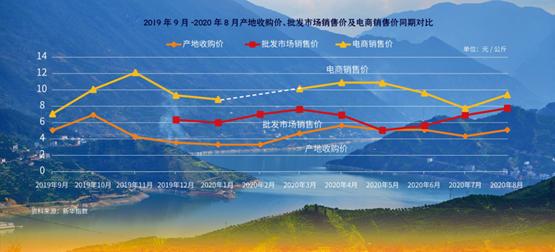 新华指数|新华·宜昌秭归脐橙系列价格指数在京发布
